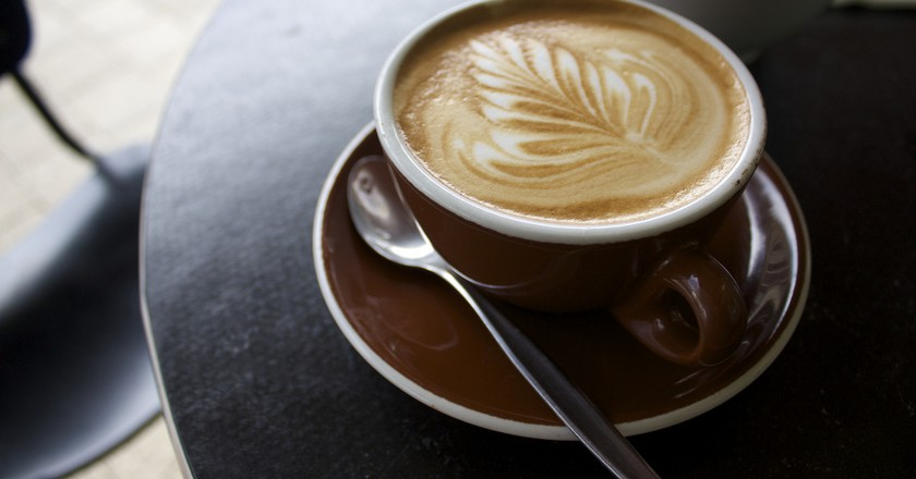 Flat White Coffee | © Russell James Smith / Flickr