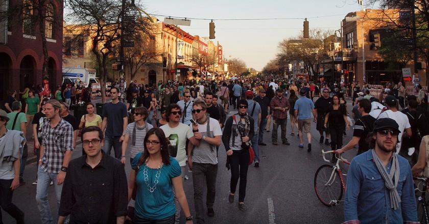 SXSW 2011   © H. Michael Karshis / Flickr