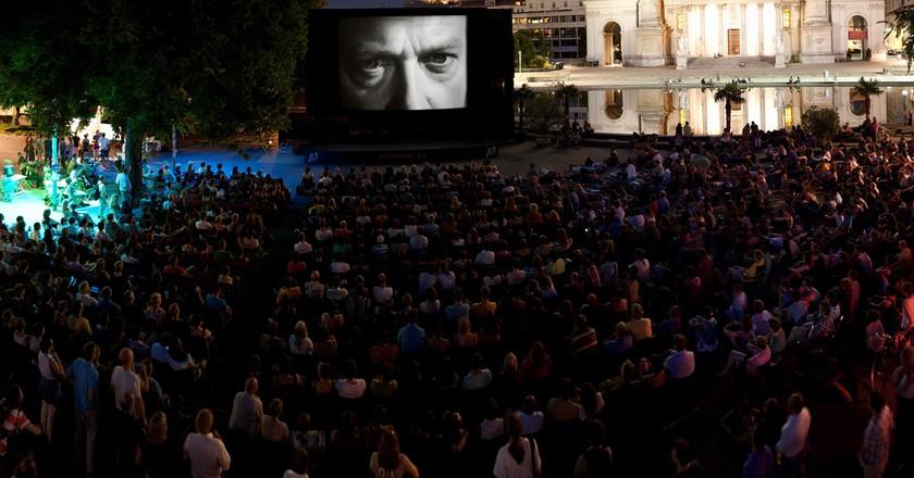 Outdoor cinema in Vienna | ©  Kino Unter Sternen / Flickr