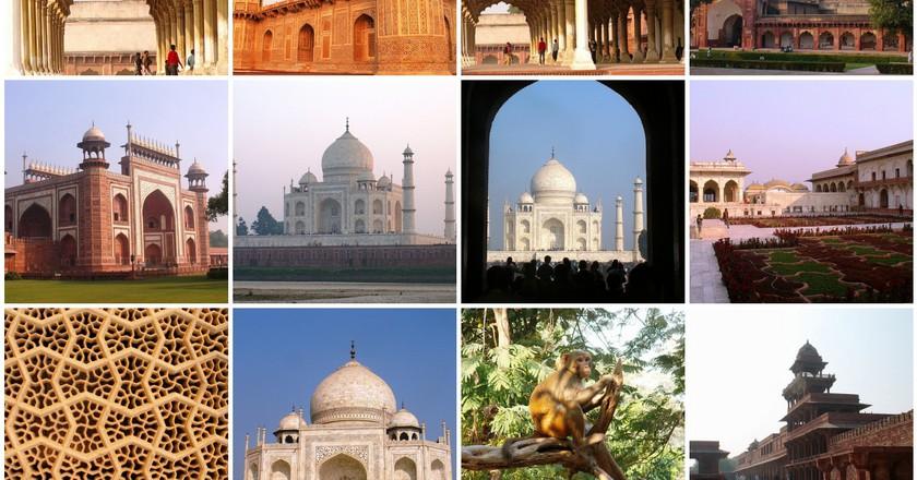 Wonders of Agra © Pedro/Flickr