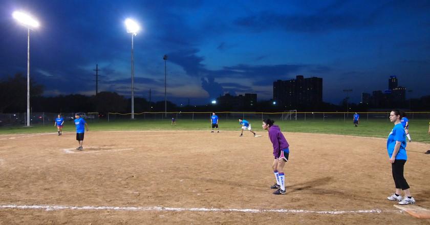 Kickball in Austin | © Mr.512 / Flickr