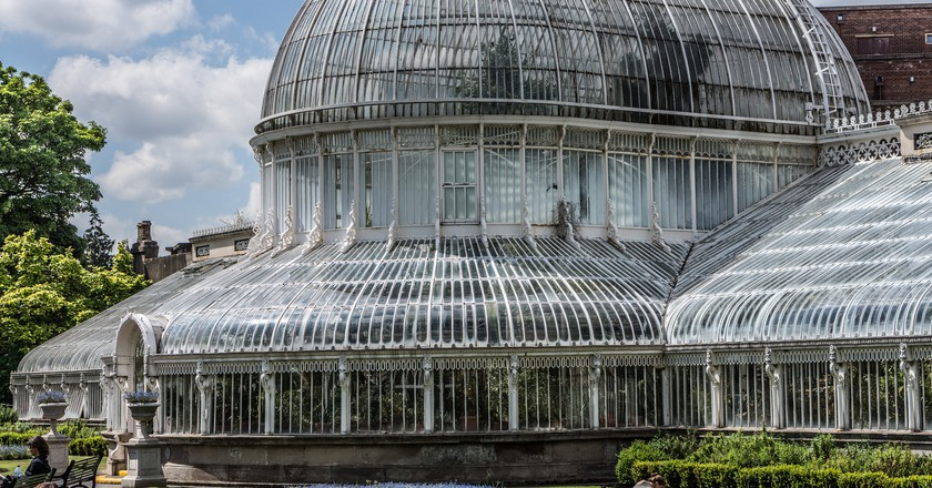 Palm House, Botanic Gardens   © William Murphy / Flickr