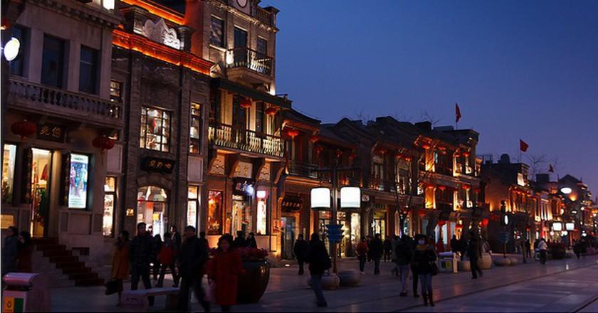 Qianmen Hutong in Beijing | © Carlos Twose / Flickr