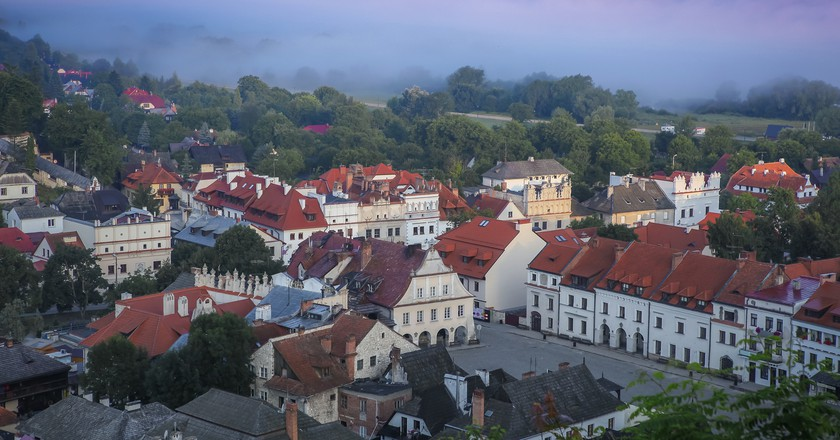 Kazimierz Dolny | © Ministry of Foreign Affairs of the Republic of Poland / Flickr