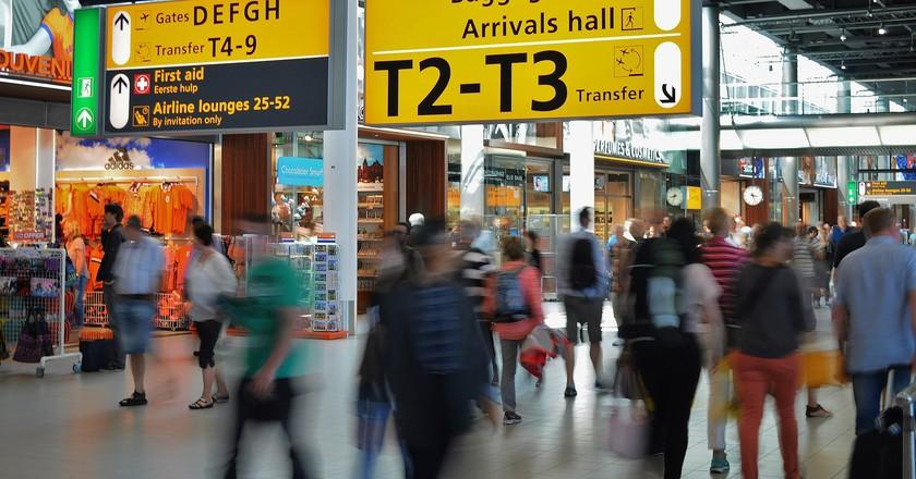 Airport © Skitterphoto/Pixabay