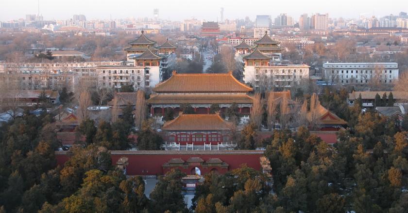 Beijing skyline | © Caitriana Nicholson/Flickr