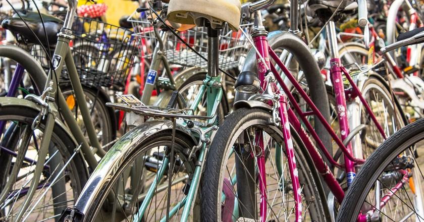 Bicycles | © Johannes Ko/ Flickr