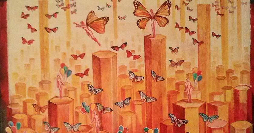 Butterflies | © Santiago Ribeiro