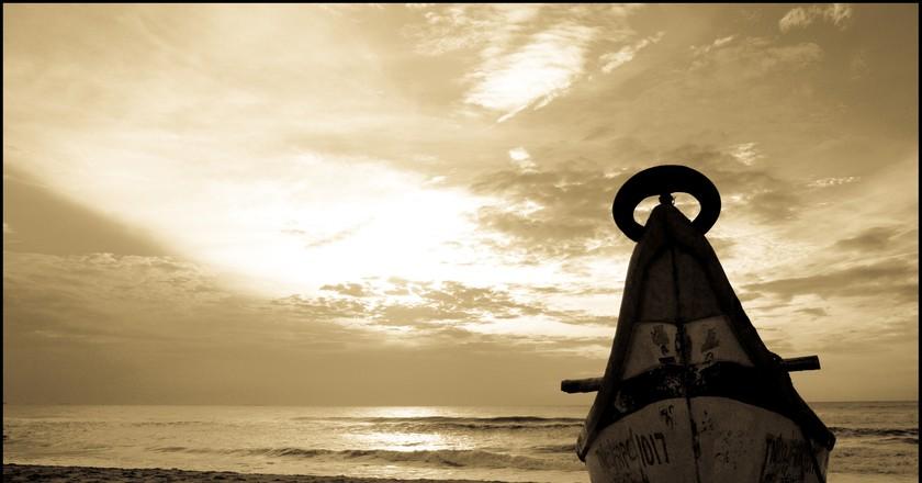 Chennai Marina |  © Nagesh Jayaraman/Flicker