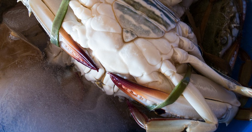 Philippine seafood | © Cb Aguito / Flickr