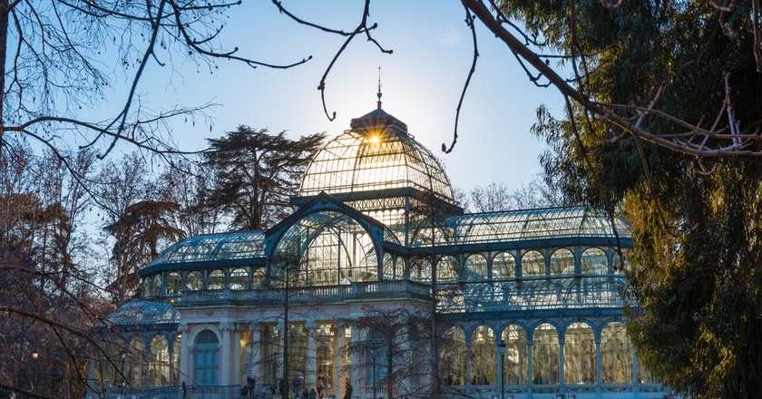 Crystal Palace in the Retiro Park| © Andres Garcia Martin/Shutterstock