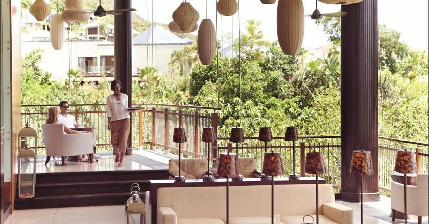 The Danzil Bar at Raffles | © image courtesy of Raffles Hotel