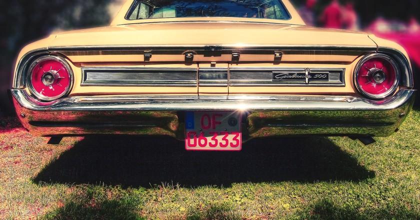 Ford Galaxie 500 | © fr4dd / Flickr