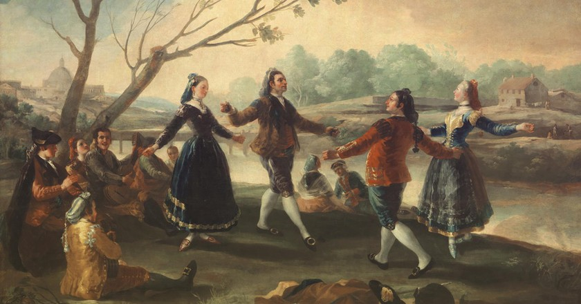 Goya In Madrid Where To See His Masterpieces - Francisco goya paintings