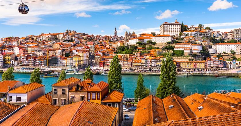 Porto, Portugal old town on the Douro River| © ESB Professional/Shutterstock