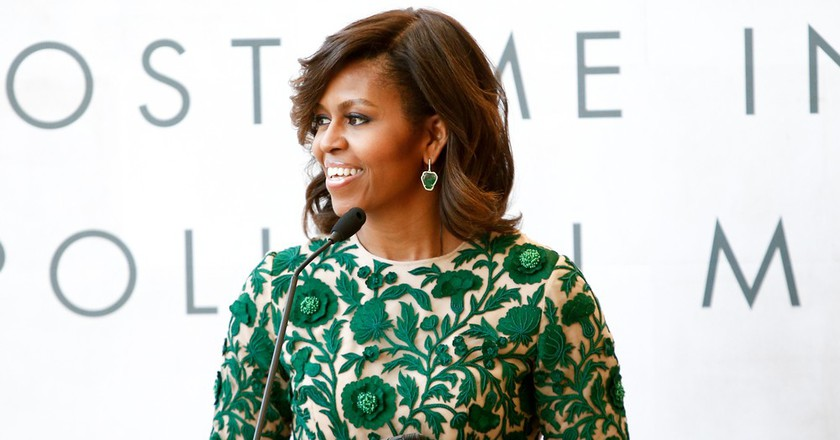 First Lady of the United States Michelle Obama |  © Debby Wong / Shutterstock