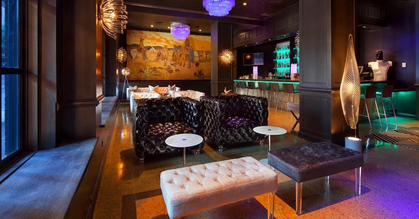 Haunt bar | Courtesy of the St. Anthony Hotel