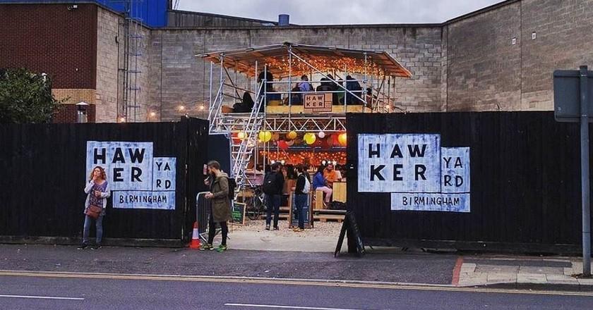 Hawker Yard, Birmingham | © @ezerror/Facebook