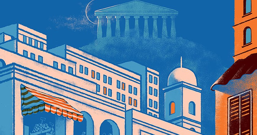 incredible facts about athens