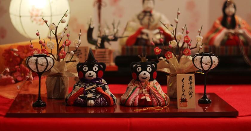 Hina Matsuri Hina Dolls| © Japanexperterna.se  Flickr