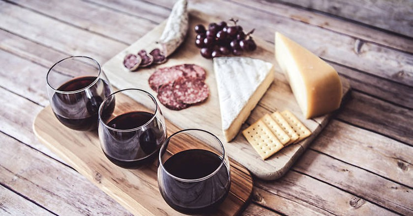 A FREE Cheese and Wine Festival is Coming to London