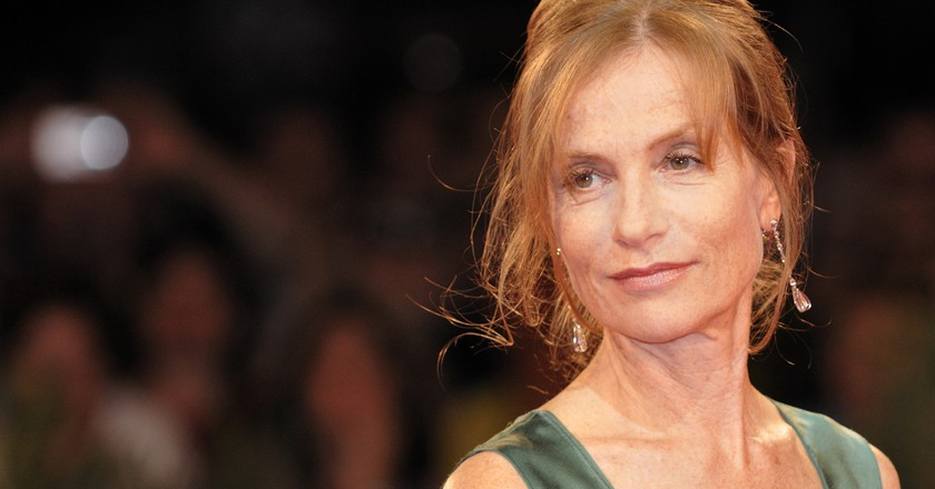 Isabelle Huppert at the 66th Venice Film Festival on September 6th, 2009 │© nicolas genin / WikiCommons