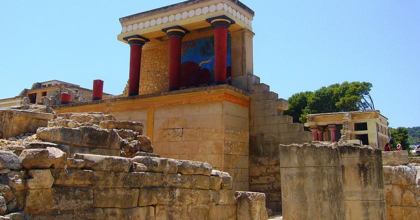 Knossos Palace | Pixabay