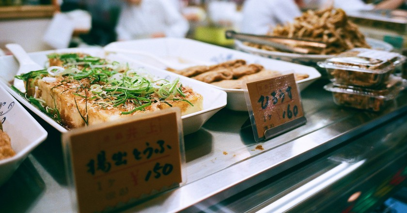 Kyoto Traditional Dishes| ©  Sai Mr.  Flickr