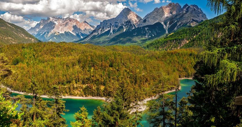 Mountains in beautiful rural Austria   © morfar / Pixabay