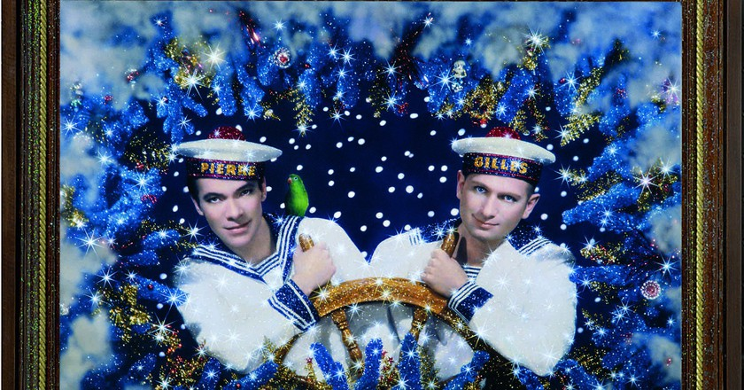 'Les Deux Marins' by Pierre et Gilles | © Pierre et Gilles - Museum of Fine Arts Houston / Courtesy of the Museum of Ixelles