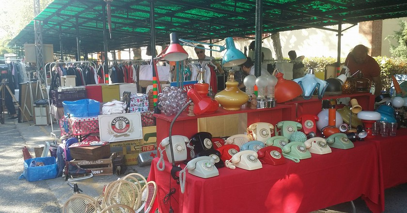 Outdoor goods for sale | © Mercado de Motores