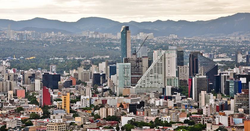 Mexico City | Pixabay