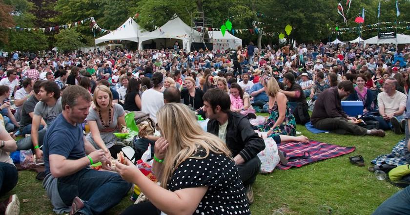 Moseley Folk Festival | © Kathcooo/Flickr