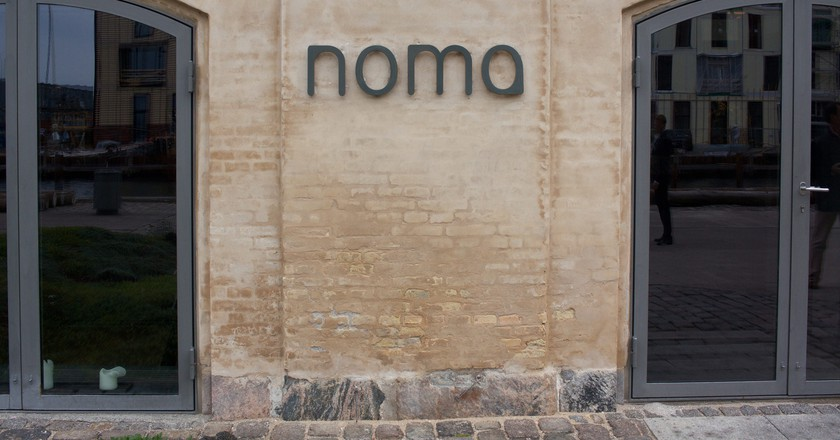 Noma's exterior   © Naotake Murayama / Flickr