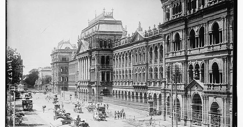 Writers' Building, Kolkata  OldIndianPhotos / WikiCommons
