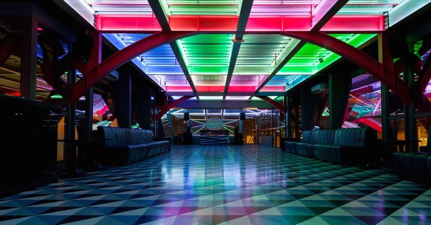 PanAm club   © Grupo Vegas