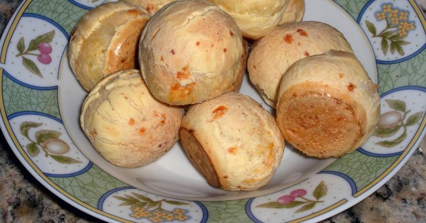 Pão de Queijo | © Samory Santos/ WikimediaCC