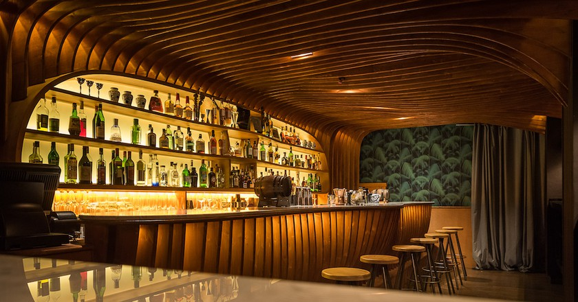 Courtesy of bar El Paradiso & Top 7 Bars with Beautiful Interiors in Barcelona