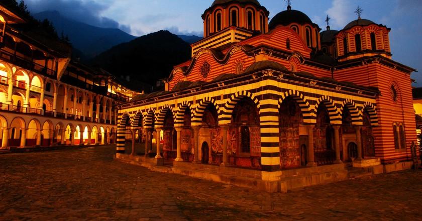 Rila Monastery, Bulgaria   © Pixabay