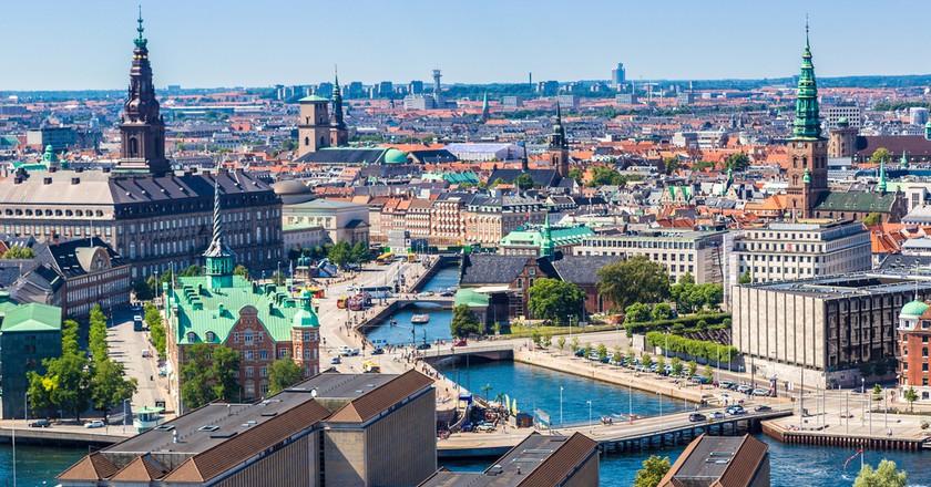 Copenhagen │©  S-F/Shutterstock
