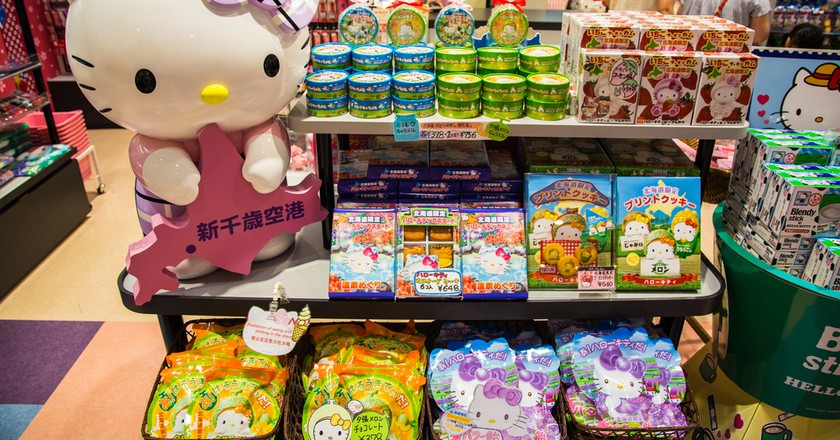 Hello Kitty Products  | © tipwam/Shutterstock