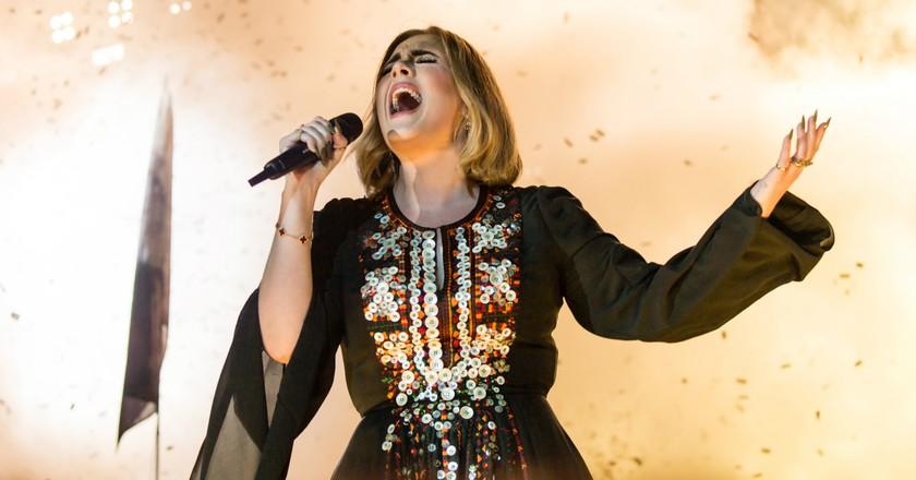 Adele | © Richard Isaac/REX/Shutterstock