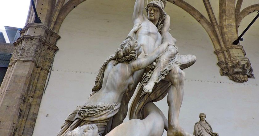 The Rape of Polyxena | © Dimitris Kamaras/Flickr