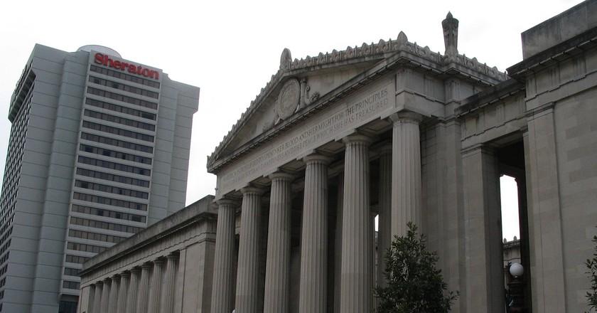 War Memorial Auditorium |  © Ken Lund / Flickr