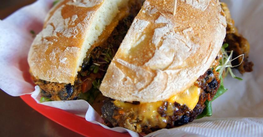 Veggie Burger | © Lara604/Flickr