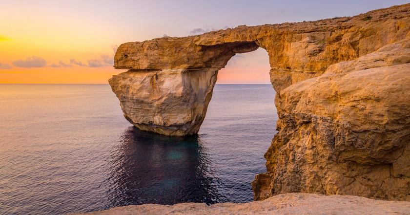 The Azure Window, Malta | ©Ksenija Toyechkina / Shutterstock