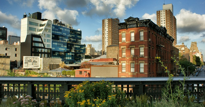 FROM THE HIGH LINE | © Iker Alonso/Flickr