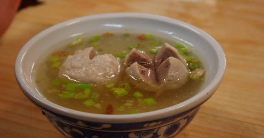 Meatball soup   ©  Hadge / Wikimedia
