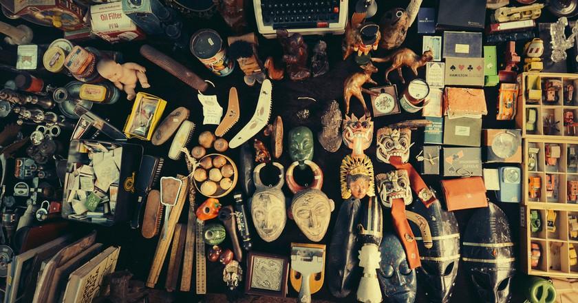 Vintage Market   © Eddy Milfort/Flickr