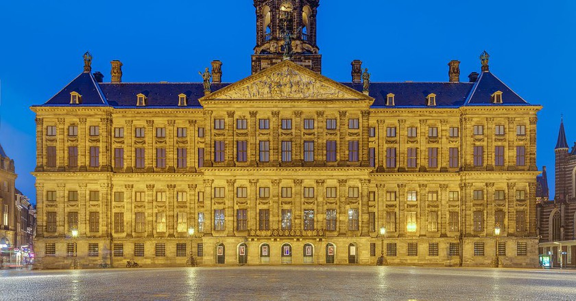 The Royal Palace | © Diego Delso / WikiCommons